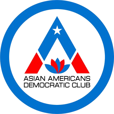 Asian Americans Democratic Club logo
