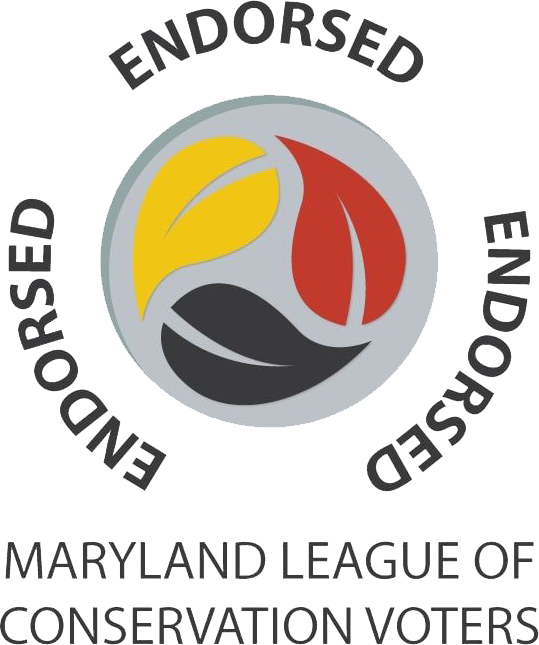 Maryland League of Conservation Voters logo